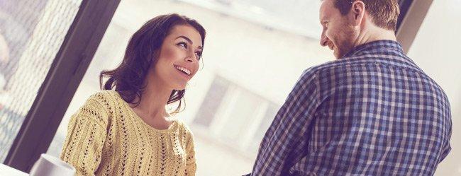 Flirten arbeitsplatz tipps