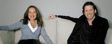 Die Experten Fischbach und Lendt zum Thema Treue keine Lösung im Interview auf der Couch