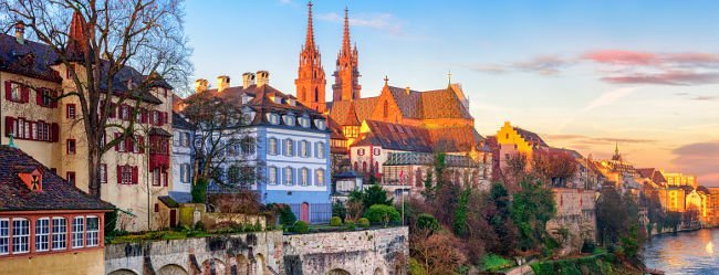 Neu Apostolische Kirche Fallstudie - brix - Basel/Allschwil