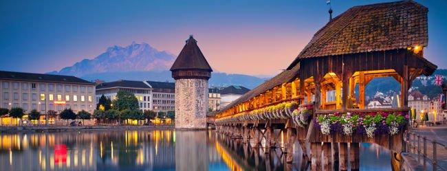 Panorama von Luzern soll motivieren Luzerner Singles kennenzulernen