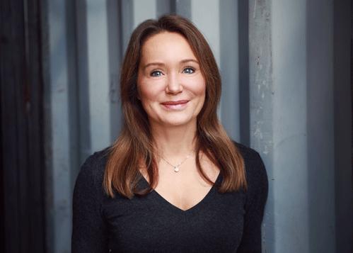 Portrait Lisa Fischbach